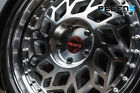 18 REGEN5 R32 MACHINE SILVER WHEELS FOR AUDI B9 A4