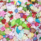 Prima Huge LOT 500 1000 Mixed Mulberry Paper Flowers Making Crafts Scrapbook