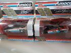 #93 Dave Blaney&Allen Johnson Amoco Logo 1:64 Scale Racing Champions 2 cars