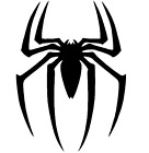 Spider Man Logo Window Decal Great for Car Trucketc SPIDERMAN Window Stickers