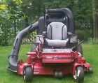 Toro zero turn mower 52 with bagging system Only 600 hours