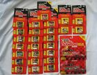 NASCAR 1:44 Cars Trucks Transporters 1997 Preview LOT of 28 with Jeff Gordon
