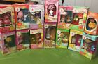 Vtg Lot Of 14 Strawberry Shortcake & Friends Mint In Box Early 1980's Dolls