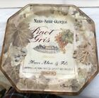 DECORATIVE DISH PLATE OCTAGON 10 INCH FRENCH GRAPES WINE BY PAMELA GLADDING