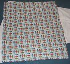 TOY ROBOTS Weighted Sensory Blanket 34 by 40 4 pounds Poly Pellets