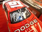 signed ELLIOTT SADLER #19 NASCAR diecast car 2007 Dodge Dealers Charger limited