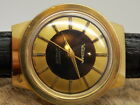 Vintage combination of Baume & Mercier watch w waltham dial Automatic 17 jewel