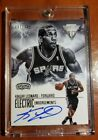 KAWHI LEONARD 2013-14 Titanium On-Card Auto Electric Endorsements MINT SP 97 249