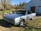 1968 Plymouth Fury 3 Plymouth Fury 3 Convertible 1968