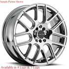 4 New 17 Wheels Rims for Pontiac Bonneville Montana Prestige Torrent C80003