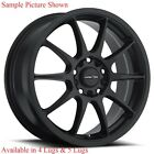 4 New 17 Wheels Rims for Pontiac Bonneville Montana Prestige Torrent C80006
