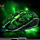 Malloom 2017 Professional Gaming Mouse 4000 DPI 6 Bottons USB Wired Mouse Comput