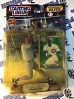 Chicago Cubs Sammy Sosa MLB Starting Lineup Elite 2000 Figure w Trading Card