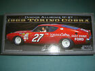 AUTOGRAPHED 27 Donnie Allison 1969 TOTINO COBRA NASCAR Legends 1 24 IN STOCK