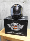 Harley Davidson Youth Motorcycle HelmetFull Faceshieldsize small