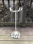 Antique VICTORIAN CAST IRON PLANT STAND Fish Bowl Stand