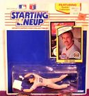 1990 STARTING LINEUP KIRK GIBSON BASAEBALL ACTION FIGURE SEALED W/ RC (A-17)
