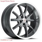 4 New 18 Wheels Rims for S10 422 Special C14006