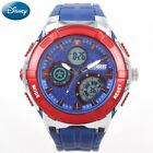 Marvel Sports Multifunctional Watch Super Hero Cool Rubber Led Watches Disney