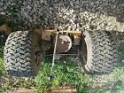 DYNAMARK LAWN TRACTOR 3611-0300 TRANSAXLE WITH TIRES AND WHEELS