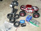 Team Losi Mini Rock Crawler RTR  with Parts Lot Great