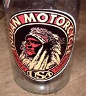 Antique Indian Motorcycle Moore  Kling OIL BOTTLE