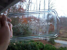 Sapphire Blue PHILBE Loaf Meat Pan  Casserole Cover LID ONLY Fire King