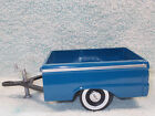 1 18 SCALE DIECAST 1965 FORD UTILITY TRAILER IN BLUE BY SUN STAR NO BOX