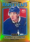Auston Matthews Rookie Cards Checklist and Gallery 54