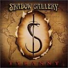 SHADOW GALLERY Tyranny JAPAN CD RRCY-1037 1998 NEW
