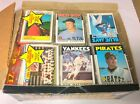 1986 Topps rack box (24 unopened packs; 1152 cards) Hot Box w RCs, HOF showing!