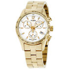 Timex Ameritus White Dial Stainless Steel Ladies Watch T2P058