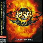 IRON SAVIOR Condition Red JAPAN CD VICP-61897 2002 NEW