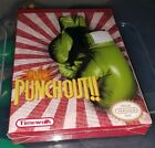 Timewalk Super Punch Out Mike Tysons Boxing New Sealed Mint RARE