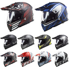 LS2 MX436 Poineer Motocross ATV Off Road BMX Track Helmet