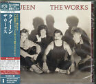 QUEEN The Works JAPAN CD SACD UIGY-9525 2012 NEW