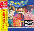 REO SPEEDWAGON You Get What Play For JAPAN CD EICP-1486-7 2011