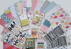 Crate Paper Maggie Holmes CAROUSEL Paper  Embellishments set b Save 55