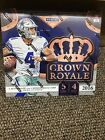 2016 panini crown royale football 4pack Retail Box. Brand New Sealed!!