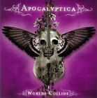 APOCALYPTICA Worlds Collide JAPAN CD BVCP-21554 2007 NEW