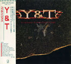 Y&T Contagious JAPAN CD 32XD-764 1987 OBI