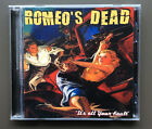 ROMEO'S DEAD - It's All Your Fault CD 2003 EX+ Condition 14 Tracks Glam Rock