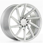 20 F1R F29 MACHINED SILVER WHEELS FOR LEXUS IS250 IS350 ISF
