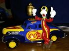 Mickey  Co Winners Circle Die Cast Bank featuring GOOFY by Ertl Collectibles