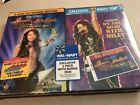Hannah Montana NEW Miley Cyrus Best of Both Worlds Concert The 3 D Movie DVD