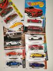 Hot wheels lot Ford Mustang Muscle car gt 68 shelby gt350r 1970 mach 67 coupe 07