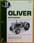 New Oliver Shop Manual for Tractor 55 66 77 88 99 770 880 990 995 #O-201