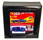 HOT WHEELS 2008 RLC 40th Anniversary CUSTOM OTTO 68 Package  Button