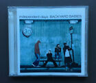 BACKYARD BABIES Independent Days 2CD 2001 28 Tracks Like NEW Cond Inc 2 Videos