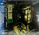 LIVING COLOUR Stain JAPAN CD ESCA-5725 1993 NEW